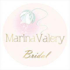 Marina Valery bridal gown