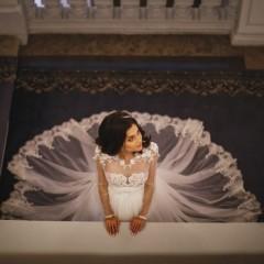 Свадебные платья от Евгении Харламовой