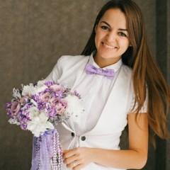 Свадебный организатор Анастасия Морозова