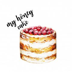 My honey cake