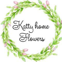 katty home flowers
