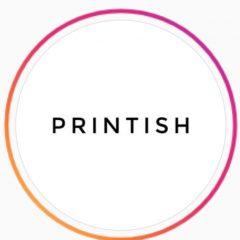 Инстапринтер Printish