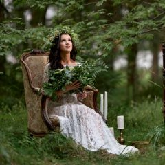Абетель: свадьбы в стиле рустик, эко и ботаника