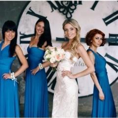 Платья для подружек невесты PNDress