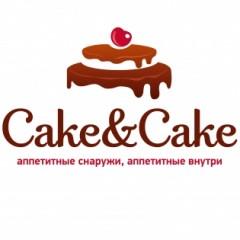 Cake&Cake вкуснейшие свадебные торты и другие десерты