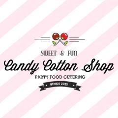 Candy Cotton Shop- ярмарочные сладости